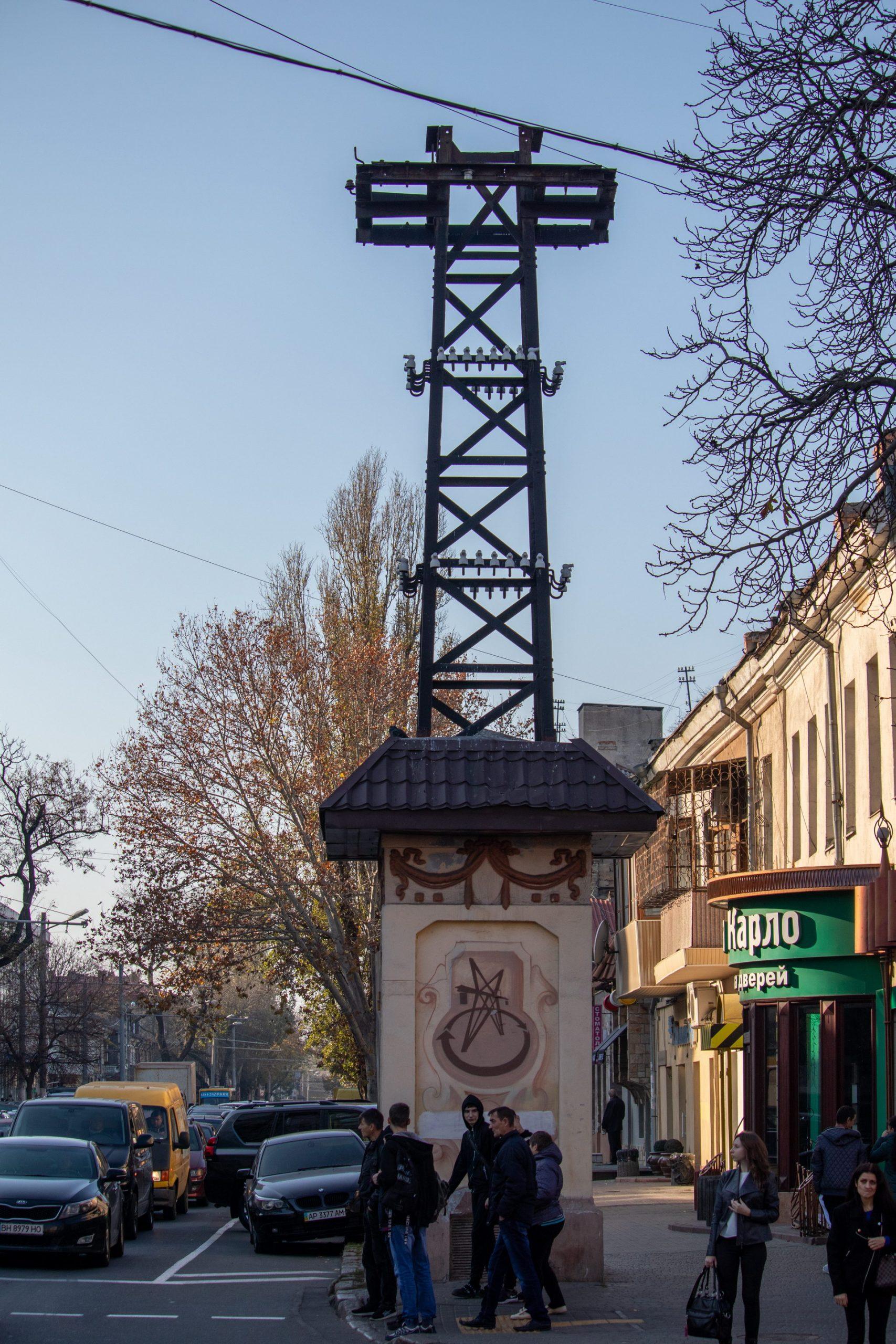 Старинная электрическая подстанция в Одессе – bur4ik.ru фото 3