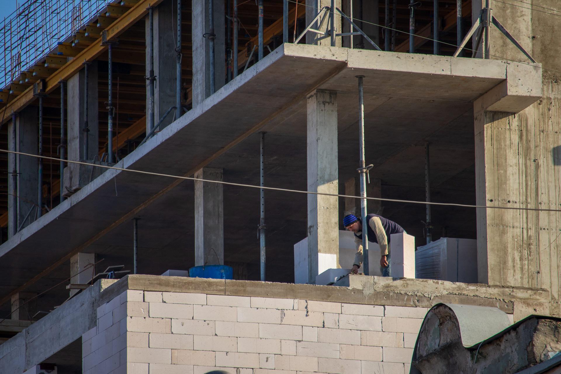 Стройка высотного дома в центре города в Одессе – bur4ik.ru фото 10