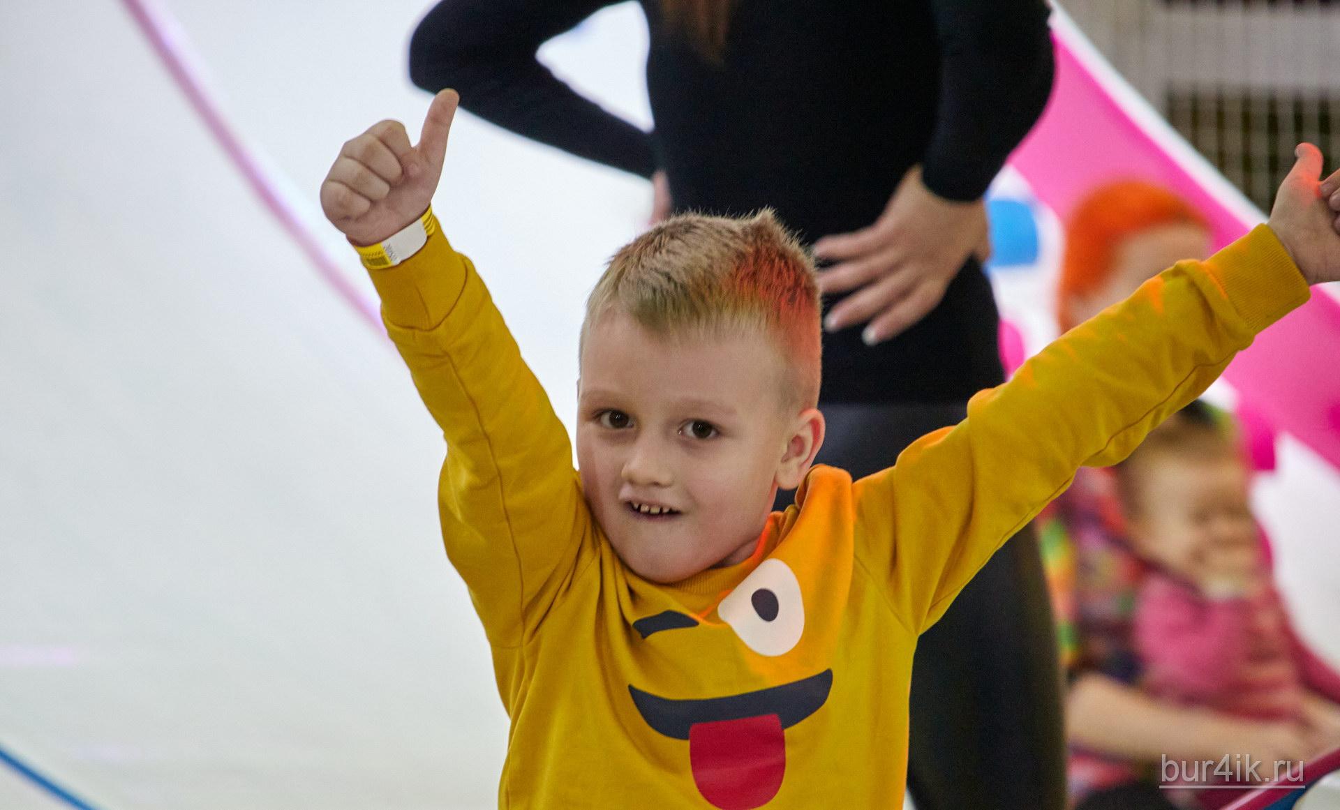 Фото Детское День Рождения в Детский Дворик 15.01.2020 №001 -photo- bur4ik.ru