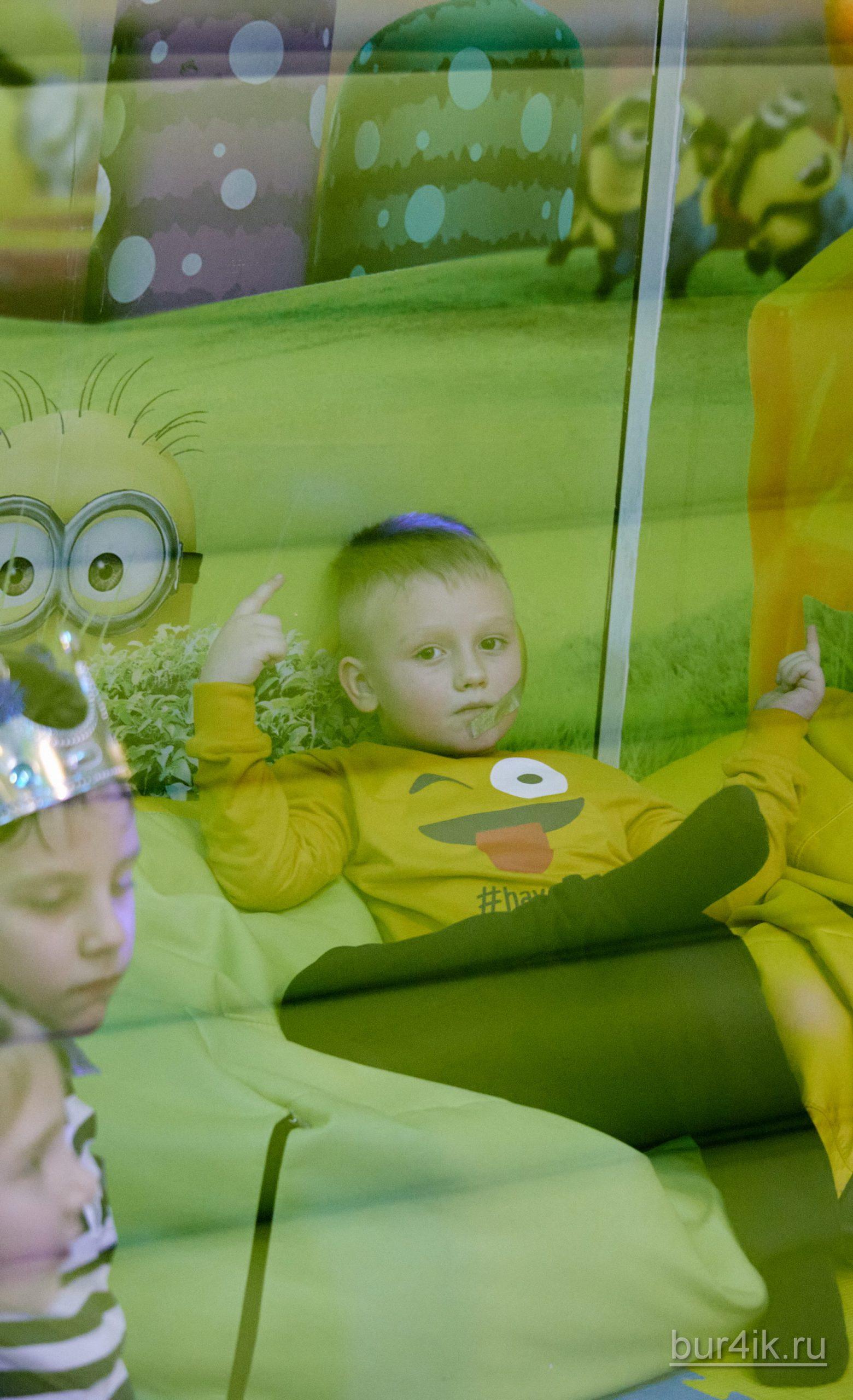 Фото Детское День Рождения в Детский Дворик 15.01.2020 №150 -photo- bur4ik.ru
