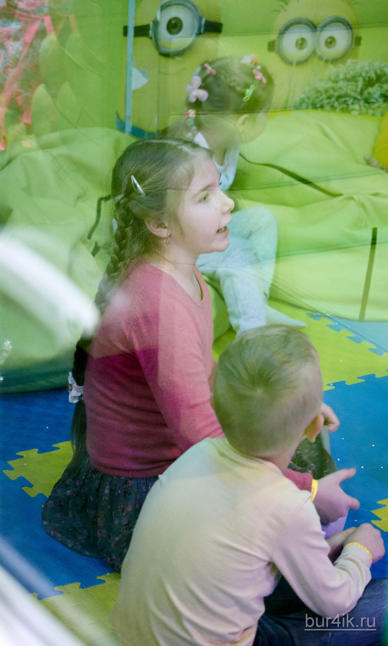 Фото Детское День Рождения в Детский Дворик 15.01.2020 №151 -photo- bur4ik.ru