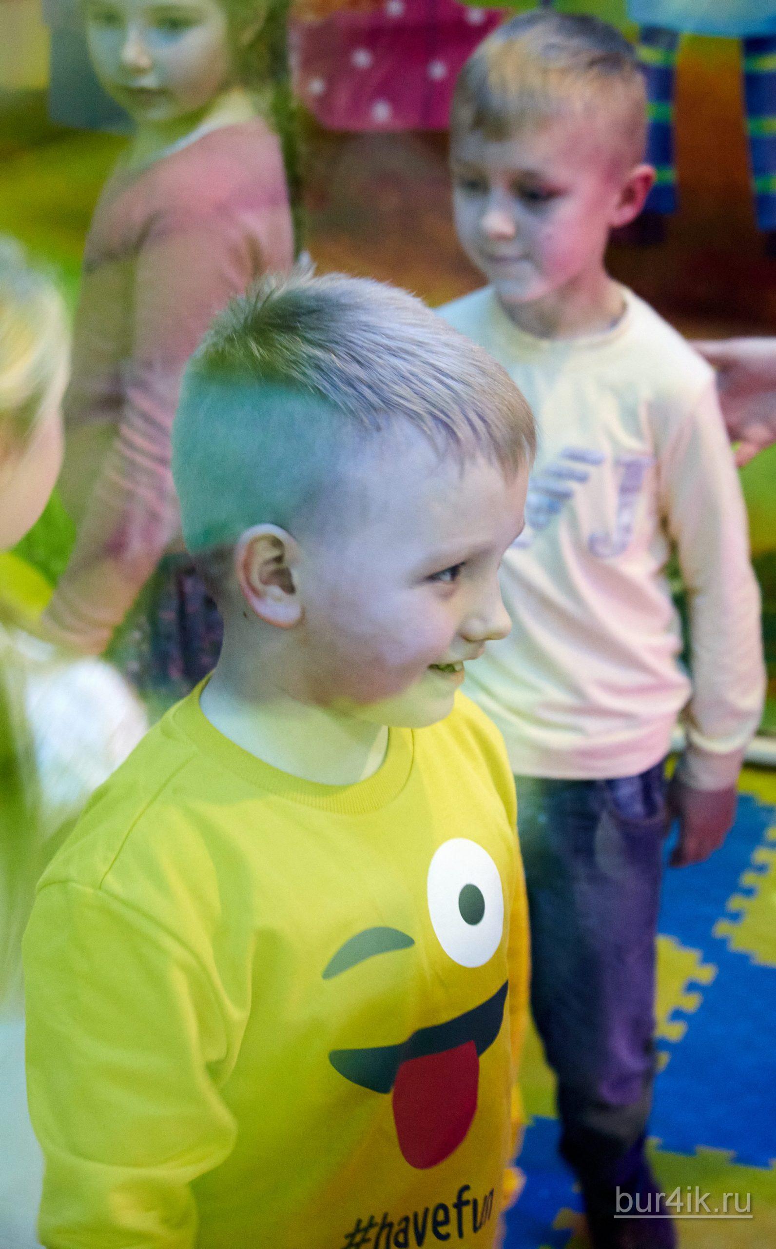 Фото Детское День Рождения в Детский Дворик 15.01.2020 №204 -photo- bur4ik.ru