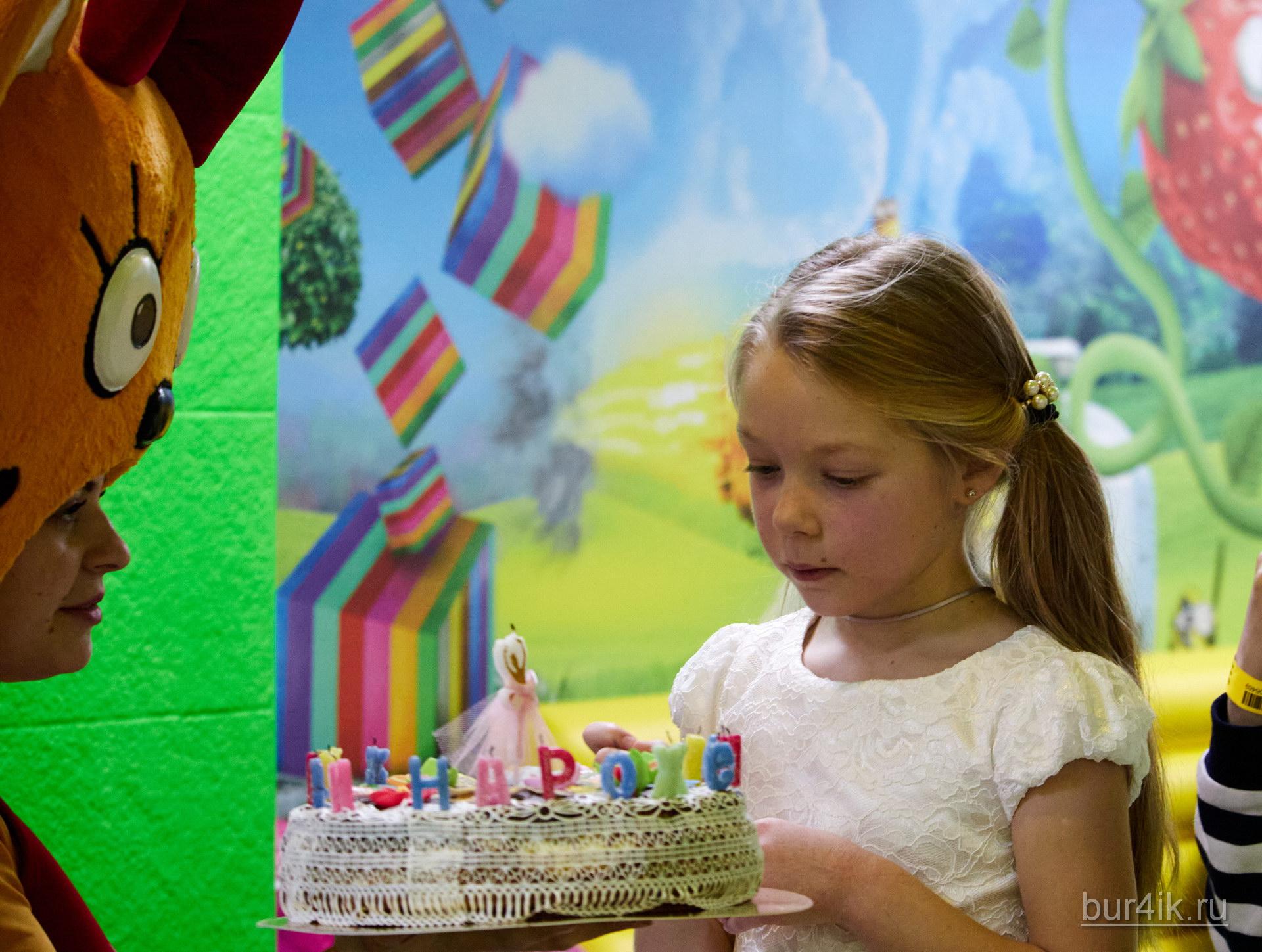 Фото Детское День Рождения в Детский Дворик 15.01.2020 №244 -photo- bur4ik.ru