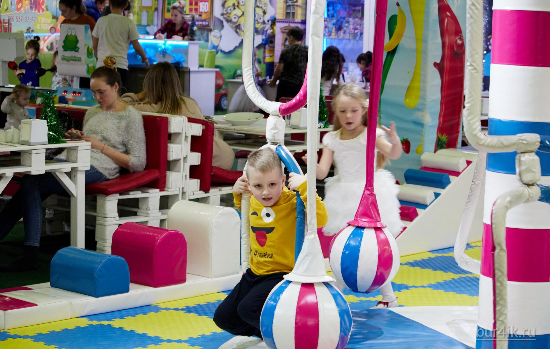 Фото Детское День Рождения в Детский Дворик 15.01.2020 №256 -photo- bur4ik.ru