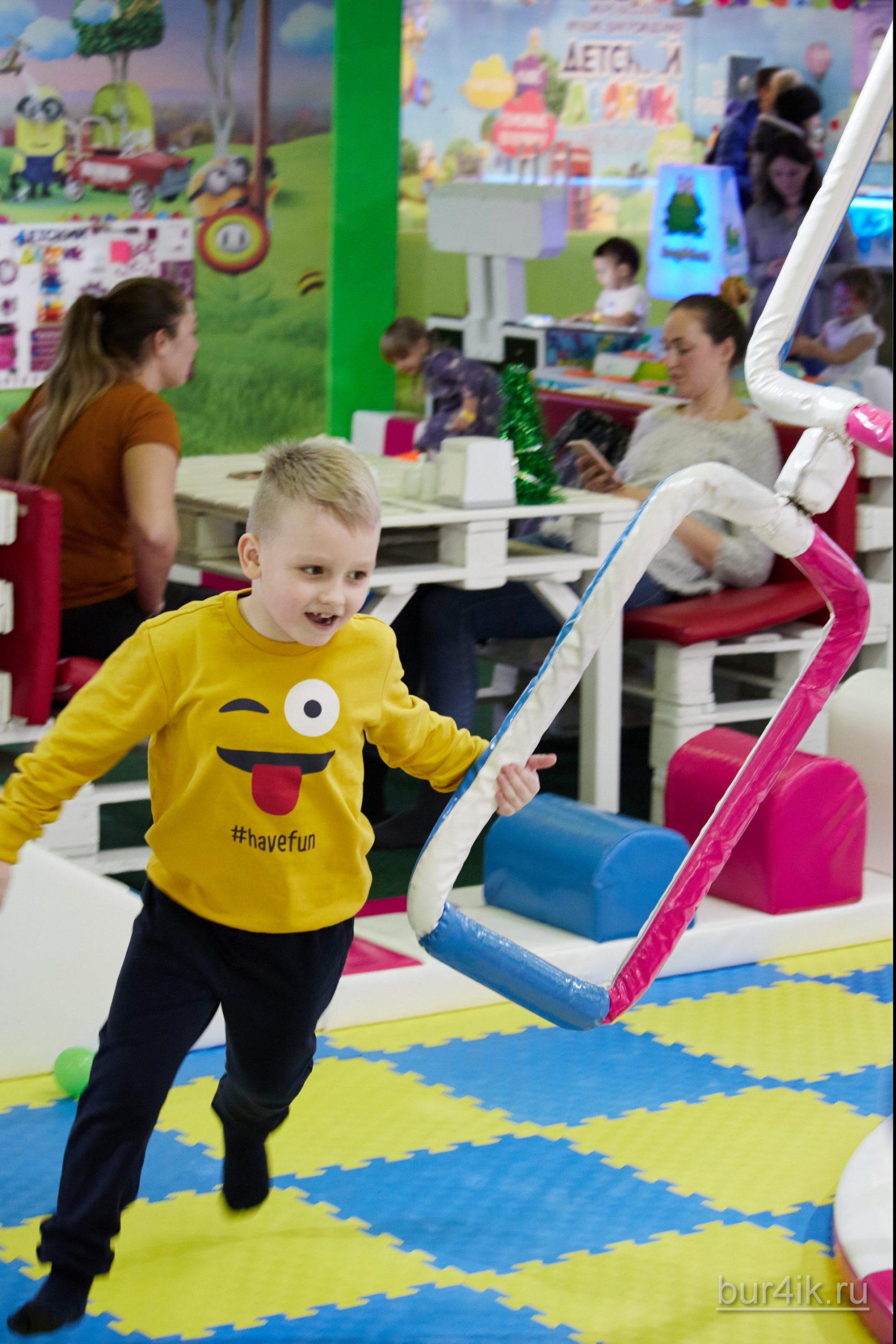 Фото Детское День Рождения в Детский Дворик 15.01.2020 №269 -photo- bur4ik.ru
