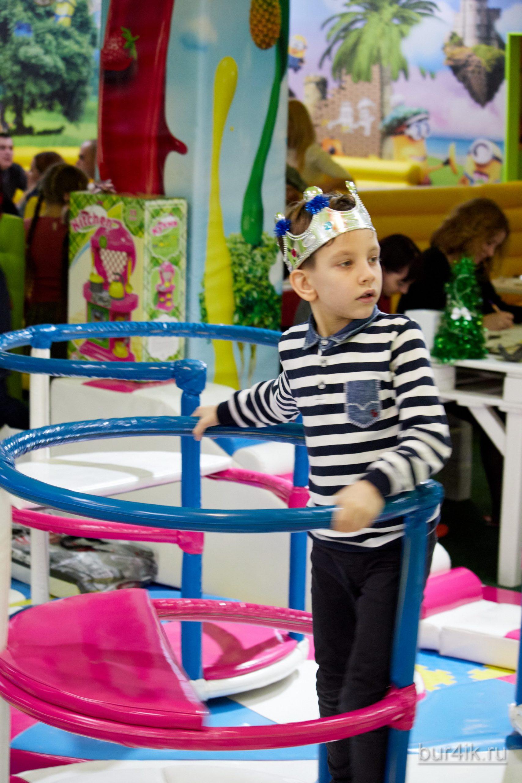 Фото Детское День Рождения в Детский Дворик 15.01.2020 №271 -photo- bur4ik.ru