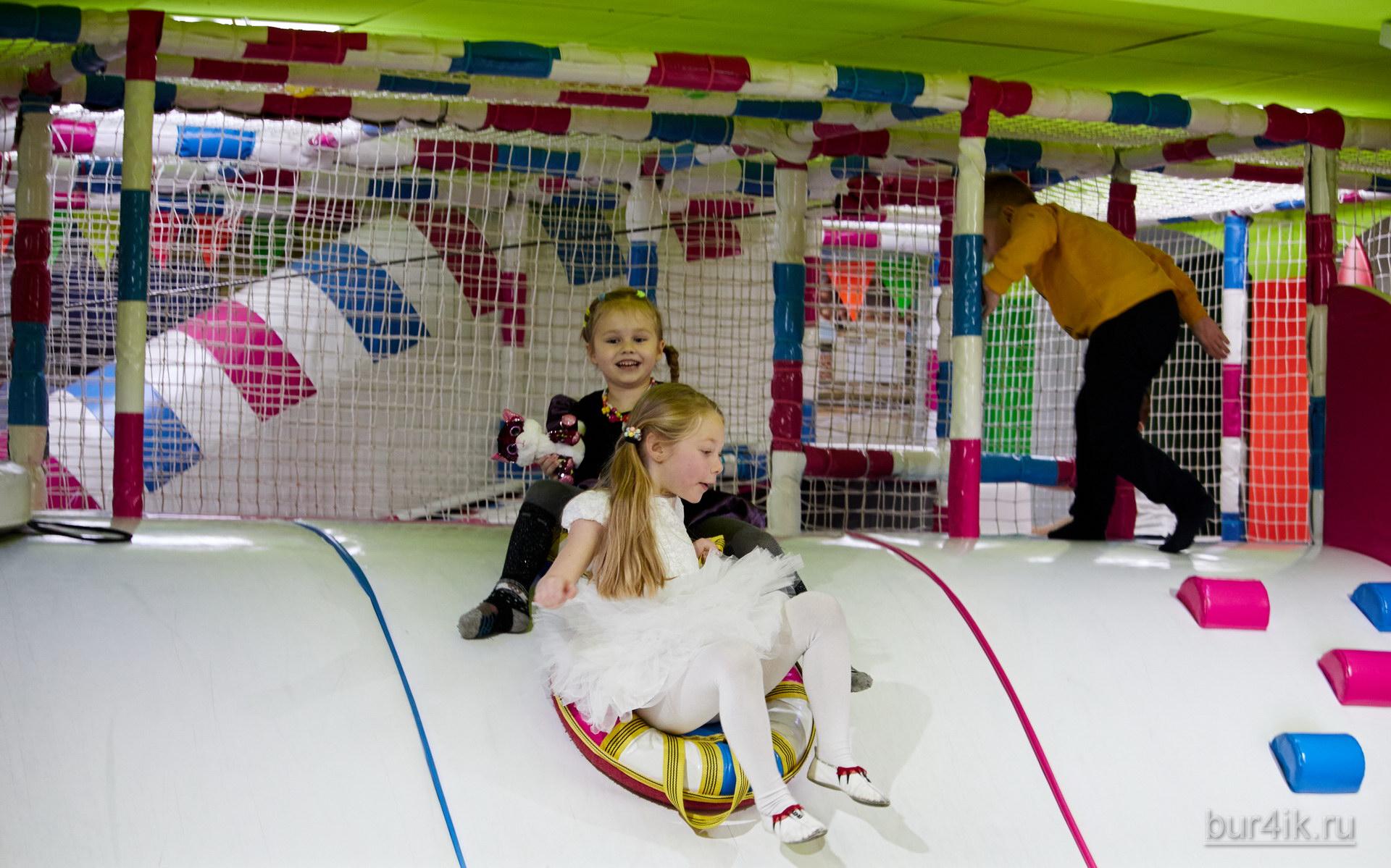 Фото Детское День Рождения в Детский Дворик 15.01.2020 №291 -photo- bur4ik.ru