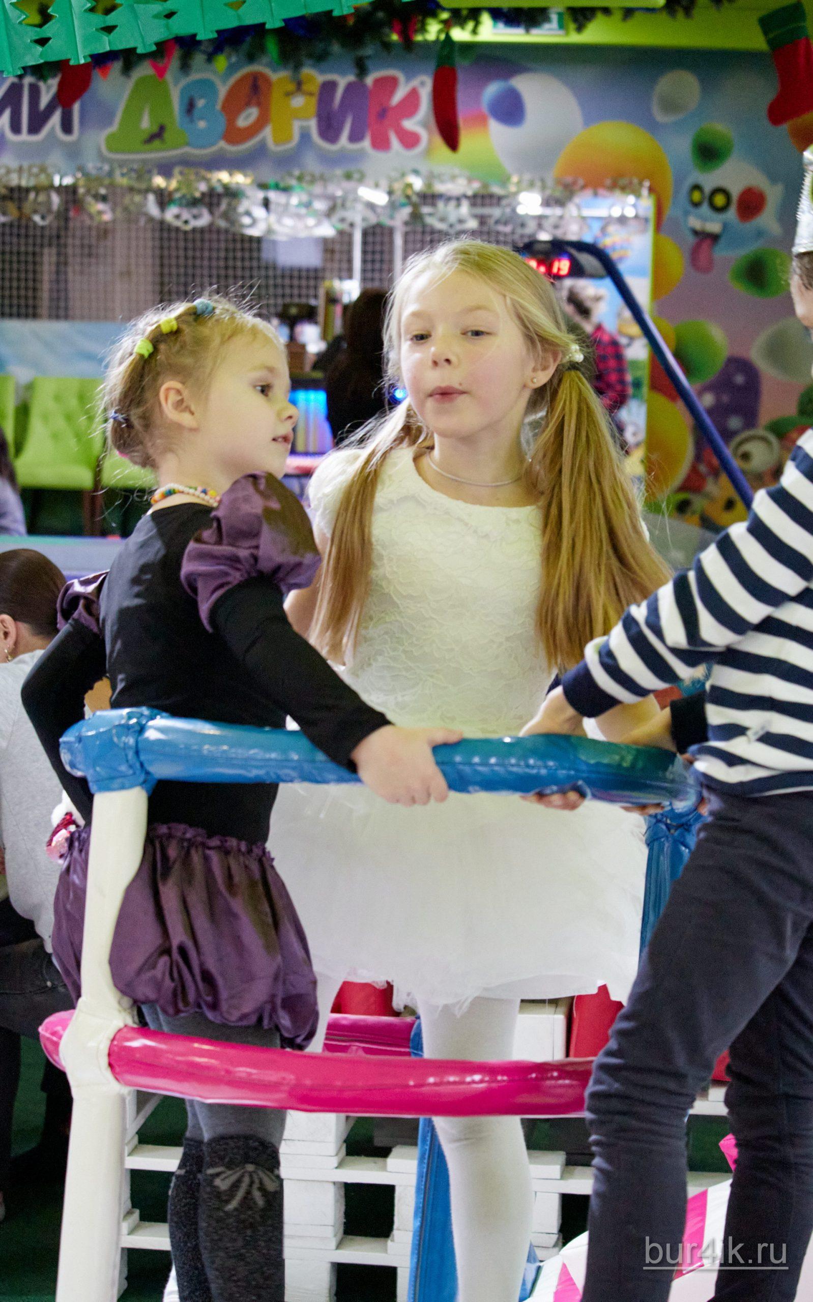 Фото Детское День Рождения в Детский Дворик 15.01.2020 №326 -photo- bur4ik.ru