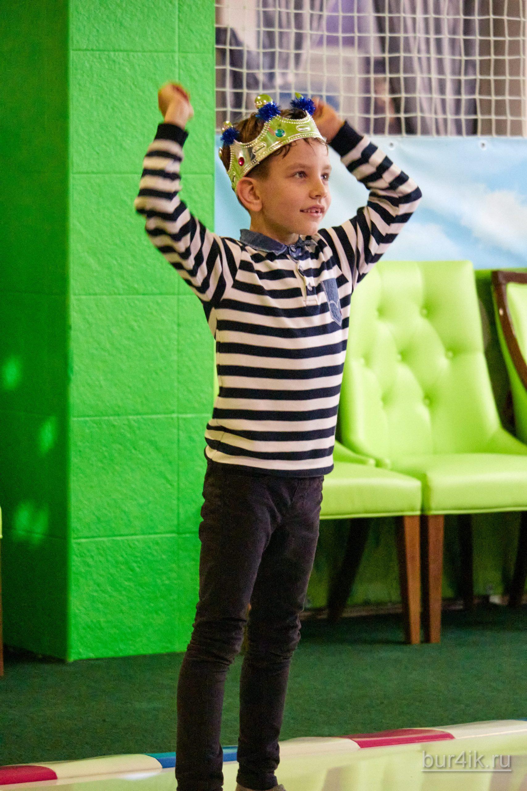 Фото Детское День Рождения в Детский Дворик 15.01.2020 №340 -photo- bur4ik.ru